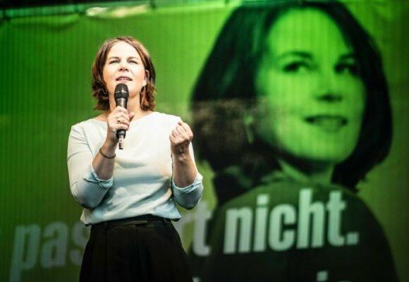 La líder de los jóvenes verdes que puso patas arriba la política alemana
