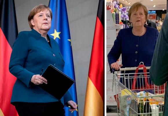 Adiós a la poderosa Angela Merkel