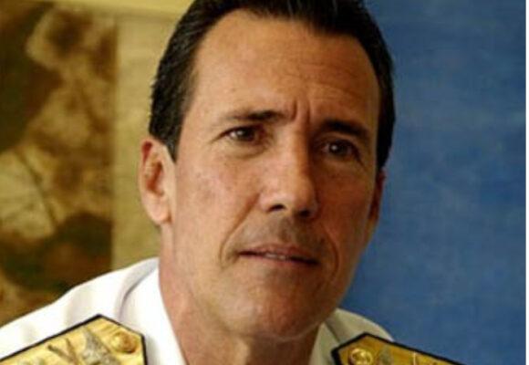 El almirante que se volvió mito