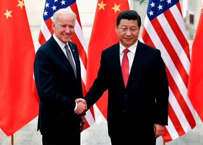 Joe Biden y Xi Jinping quieren mantener bajas las tensiones entre EE.UU y China