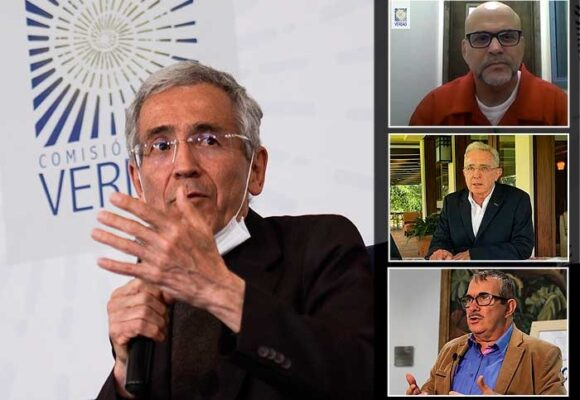 La pasividad de Pacho De Roux y sus comisionados al confrontar a los responsables de la guerra