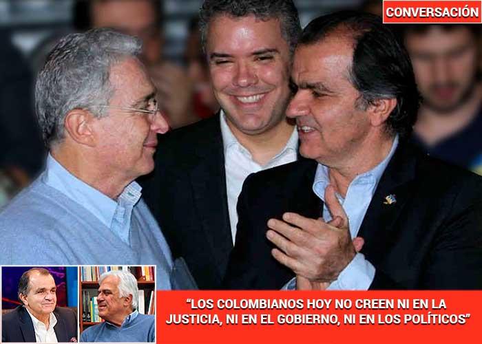 ¿Qué haría Oscar Iván Zuluaga con el maltrecho país que le deja Iván Duque?