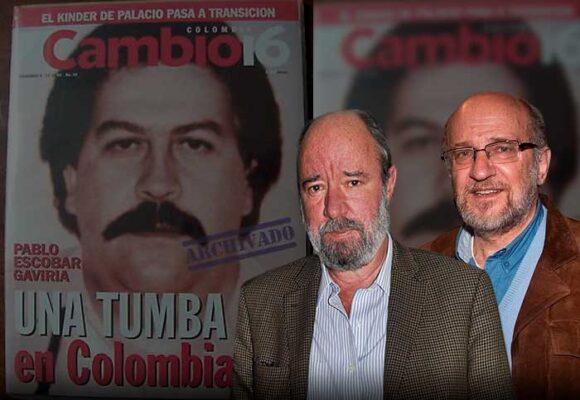 El exilio de Antonio Caballero y Daniel Samper en Madrid