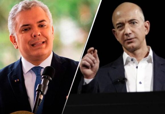 Los $1.000 millones de dólares que Jeff Bezos le va a donar a Colombia