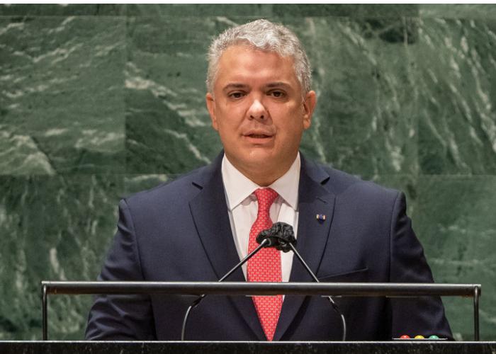 #PelandoElCobre: Duque en la ONU…