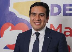 Los lunares de Edward Rodríguez que lo sacaron de la carrera presidencial