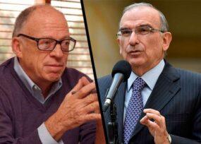 El editor de Enrique Santos y Humberto de la Calle