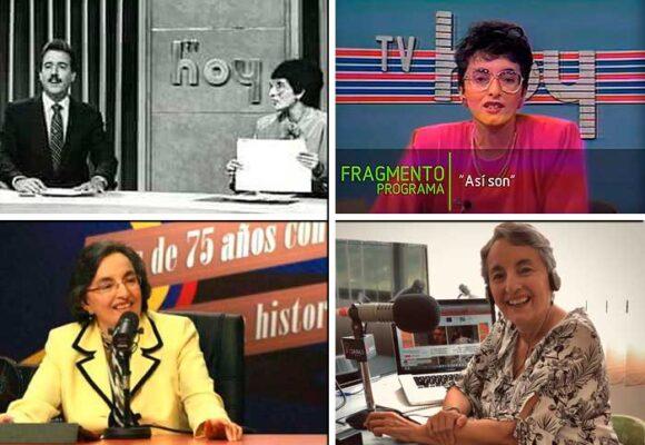 Judith Sarmiento, la presentadora que demostró que la pinta es lo de menos