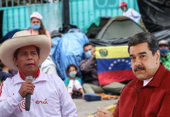Maduro quiere un retorno masivo de los migrantes Venezolanos que están en Perú