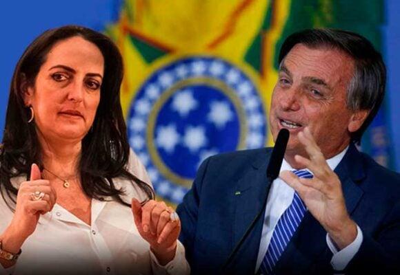 Las lecciones de Jair Bolsonaro a María Fernanda Cabal