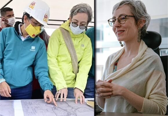 La arquitecta que tiene el POT de Bogotá en sus espaldas