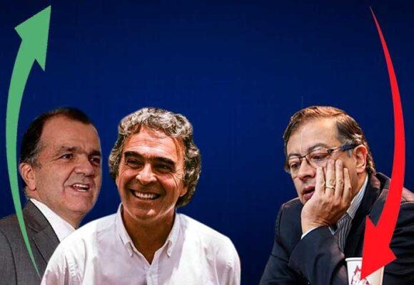 Encuesta Pulso País pone patas arriba el tablero político