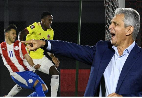 Colombia con Reinaldo Rueda, igualita a Colombia