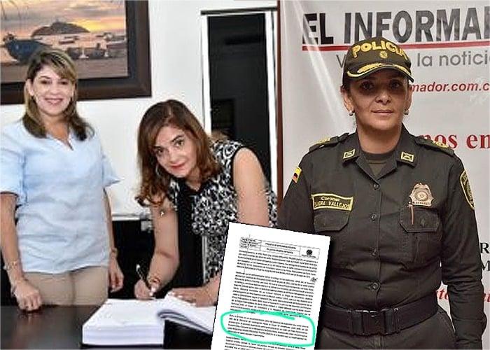 La excoronel Sandra Vallejo puede terminar responsable de la pérdida de 240 armas