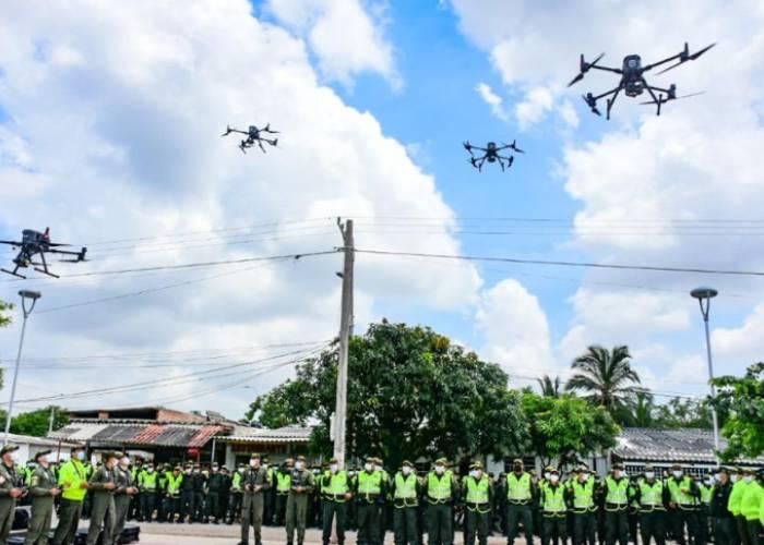 Gobernación y Alcaldía presentan plan de intervención contra el delito en Barranquilla