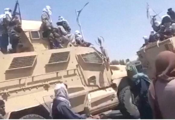 Vemos a Afganistán en el ojo ajeno pero no al Talibán que tenemos en el propio