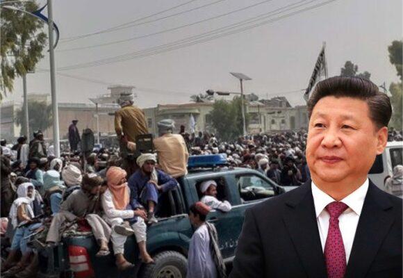 China el primer socio en la reconstrucción de Afganistán de los talibanes