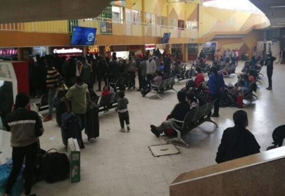 En Ipiales prohibieron la venta de tiquetes a migrantes haitianos