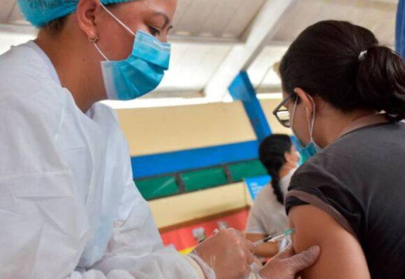 El quinto municipio del Atlántico que logra vacunar contra el Covid-19 al 70 % de su población