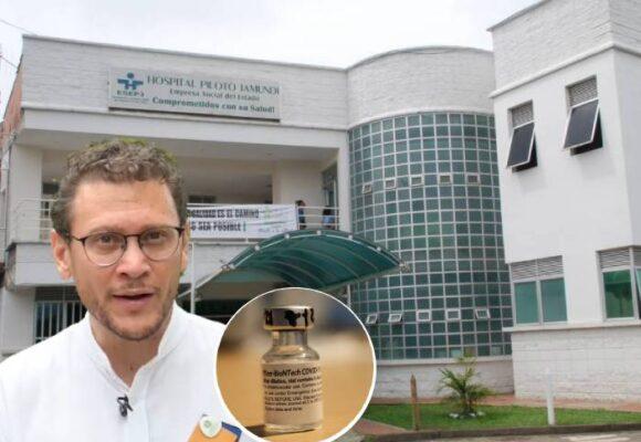 Investigan más de 900 vacunas embolatadas en hospital de Jamundí