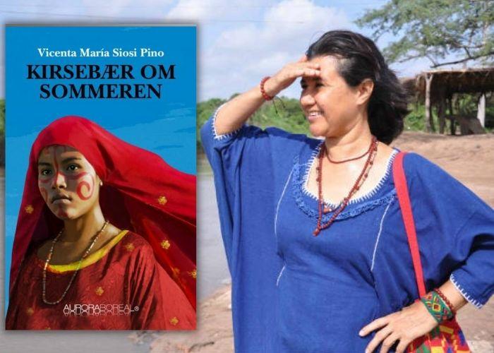 La escritora wayúu que llegó a la Feria del Libro de Madrid