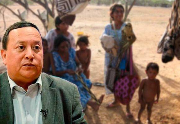 Weildler Guerra: del lío de Funtics a dar ideas ante la Corte para ayudar a los Wayuu