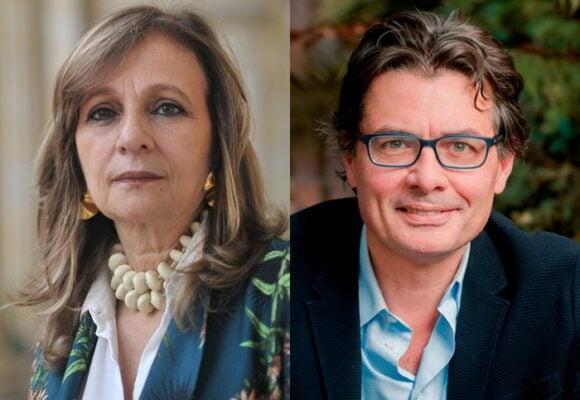 Conqueteo de Angela María Robledo a Alejandro Gaviria: busca pista