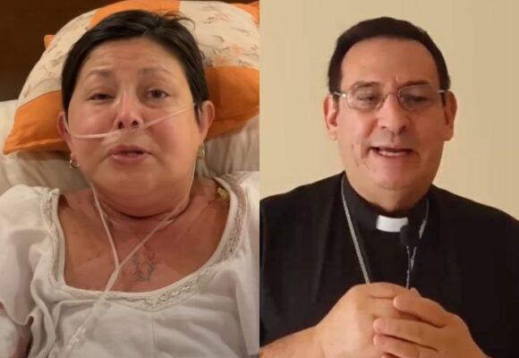 El obispo que se ensañó con Martha Sepúlveda por elegir morir dignamente