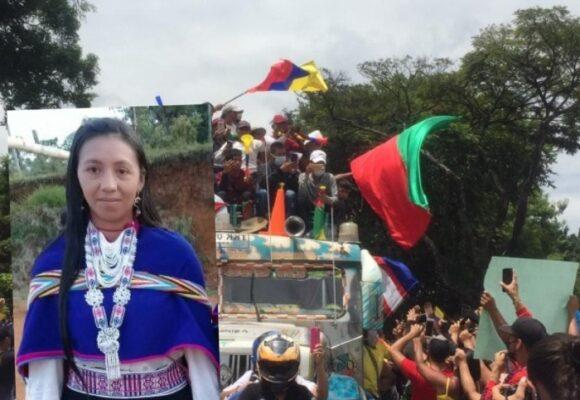 Los días de resistencia de Nazaria, la indígena Misak asesinada en el Cauca