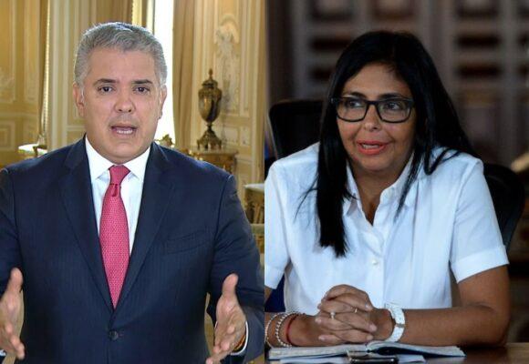 Enproblemar a Duque con la CPI: el sueño de Delcy Rodríguez, vicepresidenta de Maduro