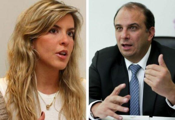 Reaparece Ángela Benedetti, otra que se atornilla en la Defensoria del Pueblo