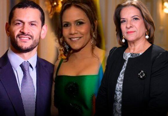 Hermana del ministro Palacios, una silenciosa asesora de la procuradora Cabello