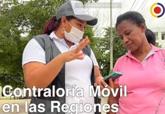 Inauguran 'Contraloría Móvil' para luchar contra la corrupción