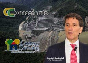 Conconcreto y Ramón H., emblemáticas constructoras paisas reventadas por Hidroiutango