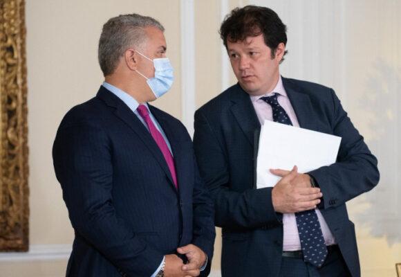 Los escogidos por Duque para ponerle el ojo a los US $250 millones del BID a la DIAN