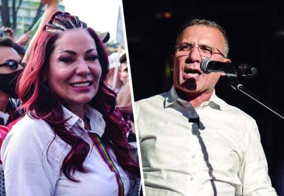 La esposa de Roy Barreras quiere mantener su curul en el Senado