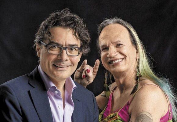 Coqueteos entre Brigitte Baptiste y Alejandro Gaviria