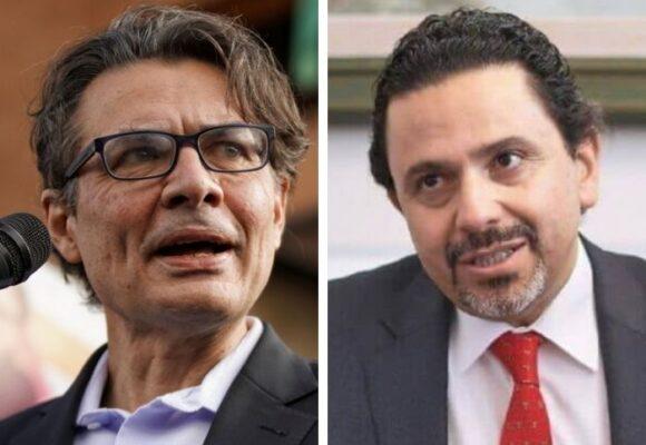 La sacada de clavo de Miguel Ceballos con Alejandro Gaviria