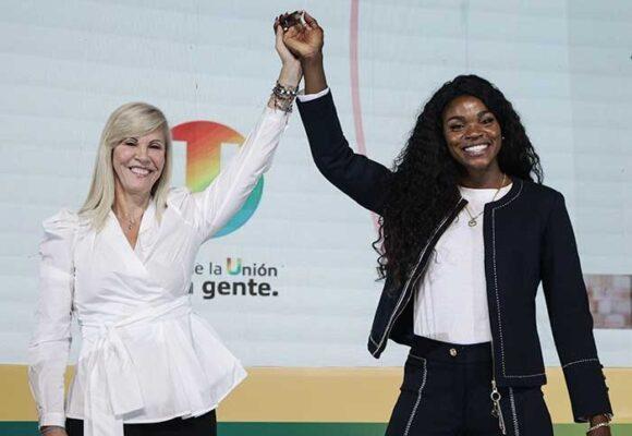 La tarde en que Dilian Francisca convirtió a Caterine Ibargüen en la última esperanza del partido de La U