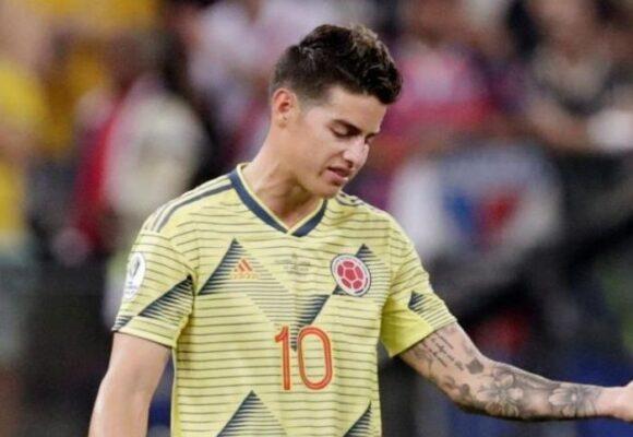 La lesión que podría retirar joven a James Rodríguez