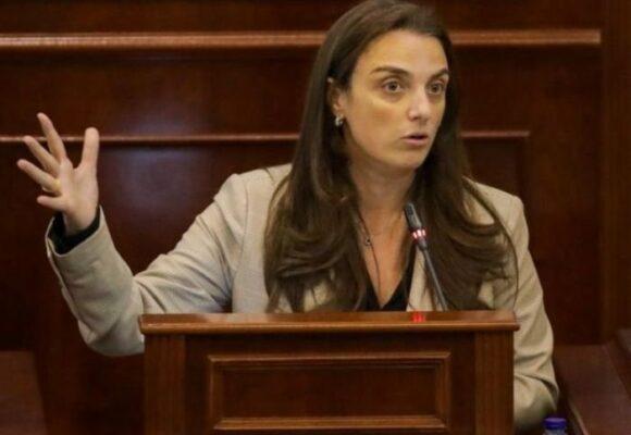 Karen Abudinen a declarar ante la Corte Suprema por Centros Poblados