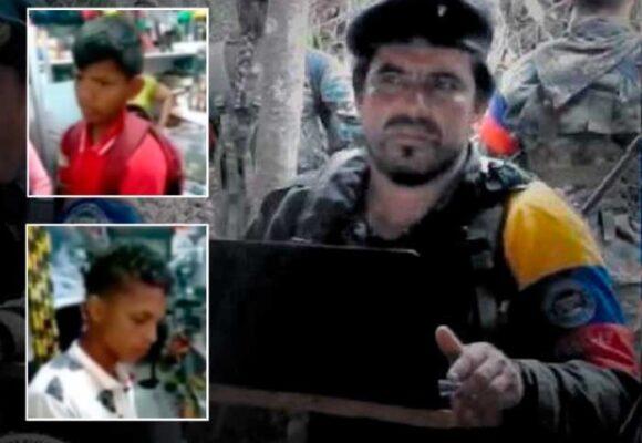John Mechas, el temible disidente de las FARC que mató a los dos jovencitos en Tibú