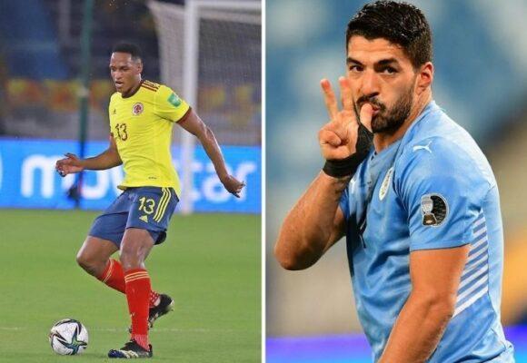 El bailecito de Mina que enfureció a Luis Suárez en la Copa América: se reencuentran 4 meses después