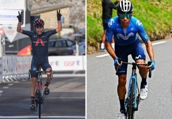 El nuevo ciclista colombiano que firma con el Movistar, ¿lo quemarán como hicieron con Superman y Nairo?