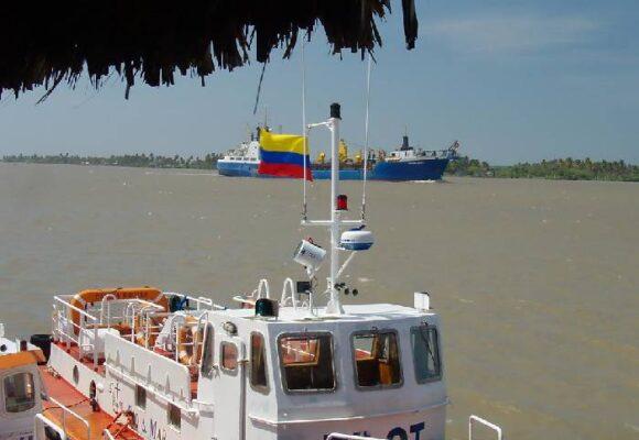 El largo parto del puerto de Barranquilla