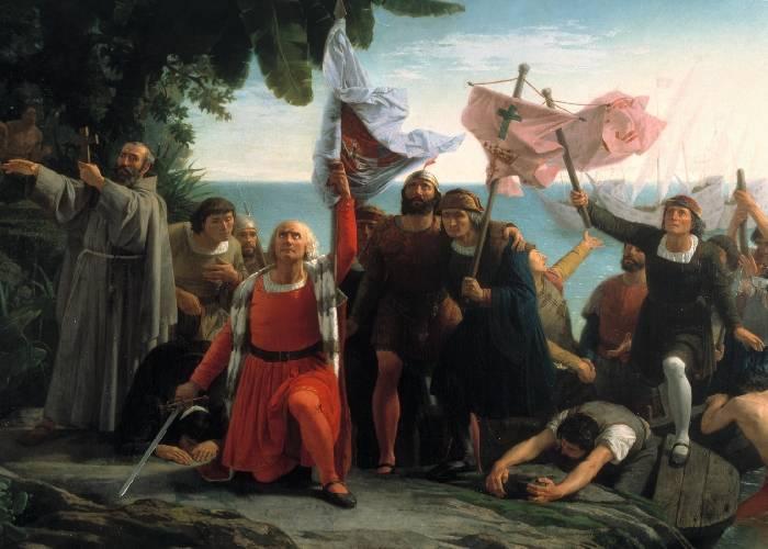 Por qué no celebrar la invasión española de 1492