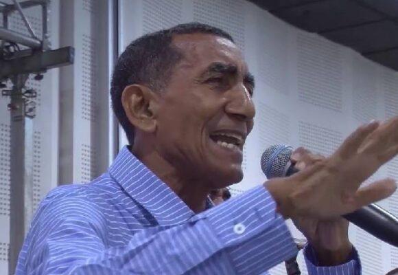 Sergio Moya Molina, en mora de un homenaje en el Festival de la Leyenda Vallenata