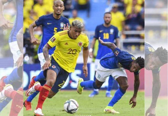 El desprecio de los árbitros internacionales por la selección Colombia