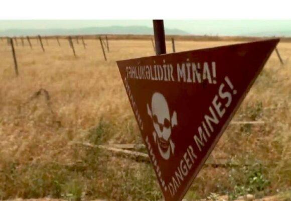 VIDEO: Azerbaiyán, una nación plantada de minas antipersona