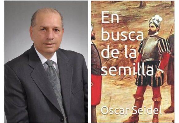 No se pierda la presentación de la novela histórica 'En busca de la semilla'